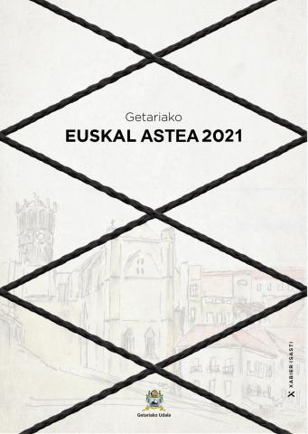 , EUSKAL ASTEA 2021, Getariako Udala