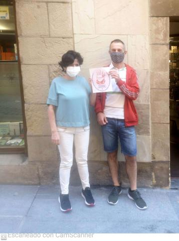 El Ayuntamiento de Getaria da continuidad a la campaña contra la violencia de género iniciada el año pasado